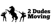 2 Dudes Moving logo