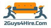2 Guys 4 Hire logo