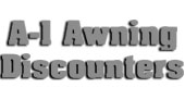 A-1 Awning Discounters logo