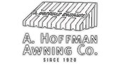 A. Hoffman Awning Co. logo