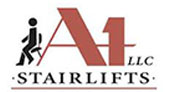 A1 Stairlifts logo