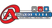 Absolute Electrical,Heating and Air logo