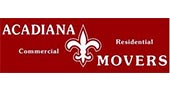 Acadiana Movers logo