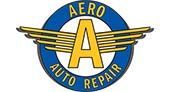 Aero Auto Repair logo