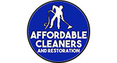 Affordable Cleaners logo
