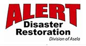 Alert Disaster Restoration logo