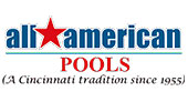 All-American Pools logo