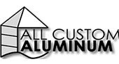 All Custom Aluminum logo