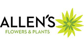 Allen's Flowers & Plants logo