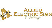 Allied Electric Sign & Awning logo