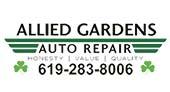 Allied Gardens Auto Repair logo