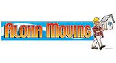 Aloha Moving logo