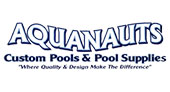 Aquanauts Custom Pools & Pool Supplies logo