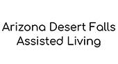 Arizona Desert Falls logo