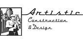 Artistic Construction and Design logo
