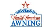 Austin American Awning logo