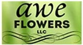 Awe Flowers logo