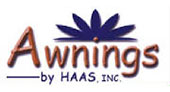 Awnings by Hass, Inc. logo