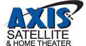 Axis Satellite & Home Theater logo