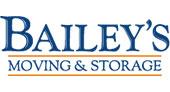 Bailey's Moving & Storage  logo