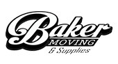 Baker Moving & Supplies logo