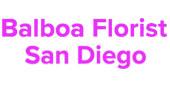 Balboa Florist logo