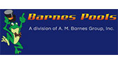 Barnes Pools logo