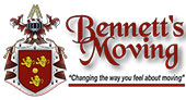 Bennett's Moving logo
