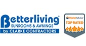 Betterliving by Clarke Contractors logo