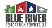 Blue River Restoration Services logo