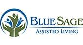 Blue Sage Assisted Living logo