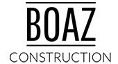 Boaz Construction logo
