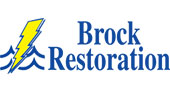 Brock Restoration logo