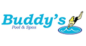 Buddy's Pool & Spas logo