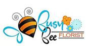 Busy Bee Florist logo