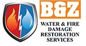 B&Z Water & Fire Damage Restoration Services logo