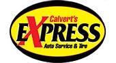 Calvert's Express Auto logo