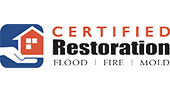Certified Restoration logo