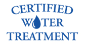 Certified Water Treatment