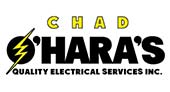 Chad O'Hara's Quality Electrical Services Inc. logo