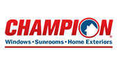 Champion Windows and Home Exteriors of Omaha logo