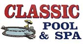 Classic Pool & Spa logo
