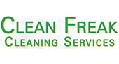 Clean Freak Cleaning Services logo