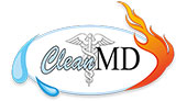 Clean MD logo