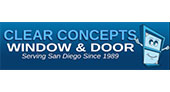 Clear Concepts Window & Door logo