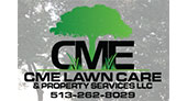 CME Lawn Care and Property Services logo