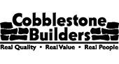 Cobblestone Builders logo