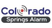 Colorado Springs Alarm logo