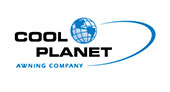 Cool Planet Awning Company logo