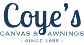 Coye's Canvas & Awnings logo